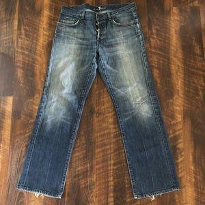 Men's Seven Jeans Size 34